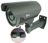 IZAC Series IR WaterProof Varifocal Camera