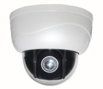 PDA Series IR Network PTZ Camera